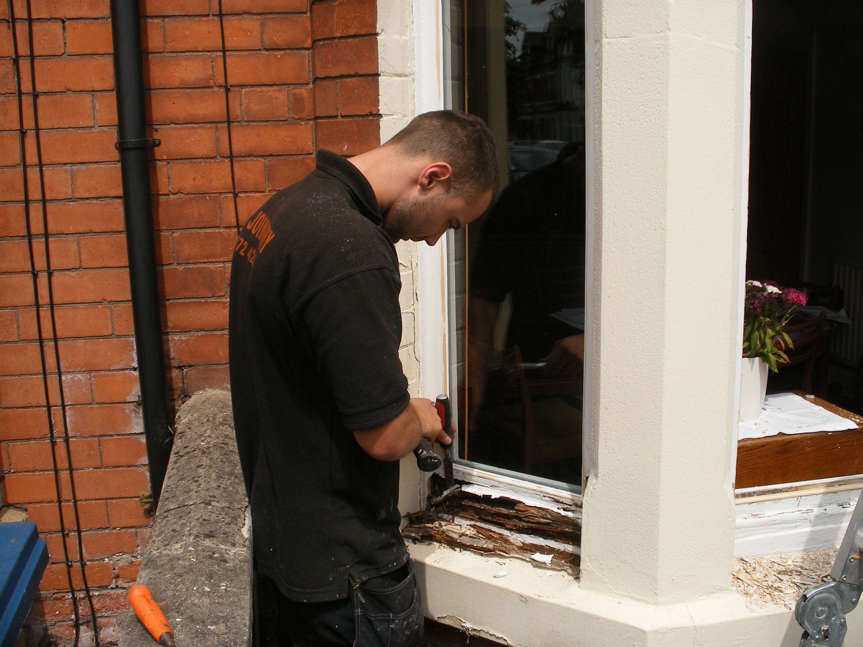 Removing The Sill