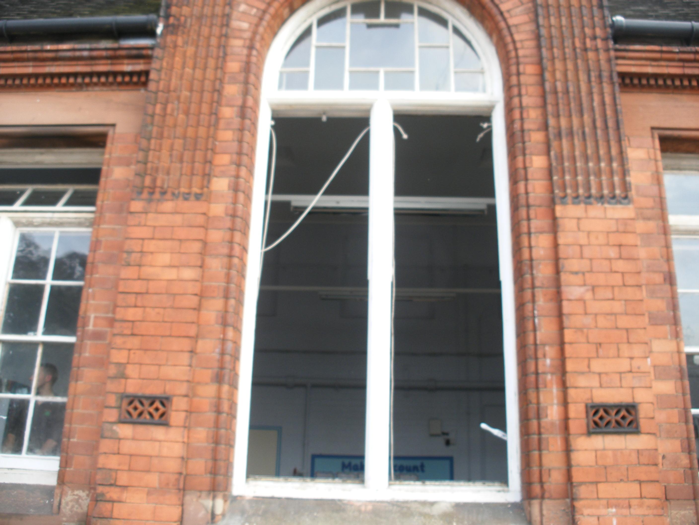 Large School Windows