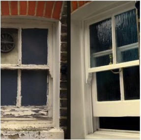 Wooden Sash Window Repairs Nottingham